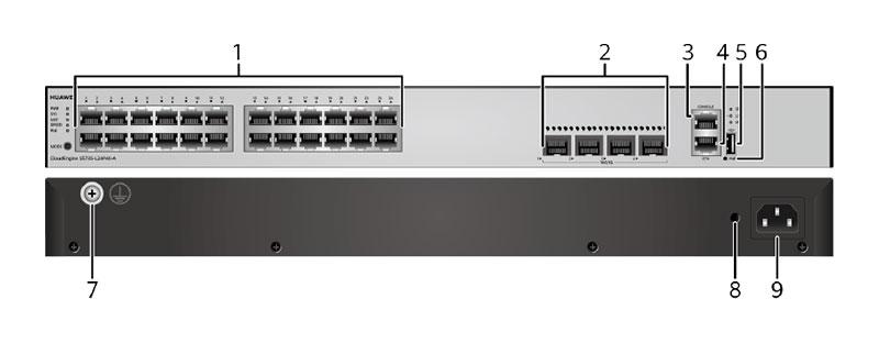 S5735-L24P4X-A