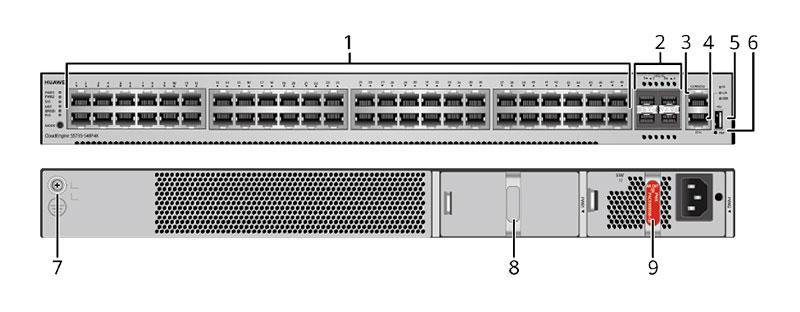 S5735-S48P4X